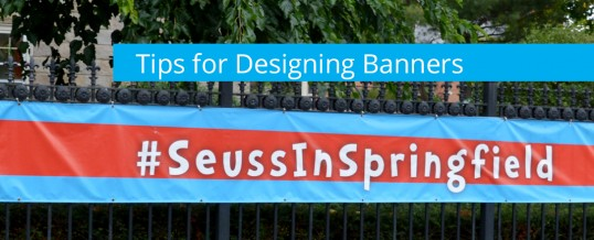 Tips for Designing Banners