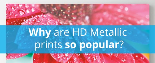 Why Are HD Metallic Prints So Popular?